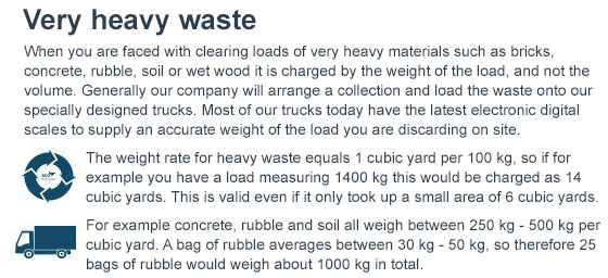 best value for waste removal across kt1